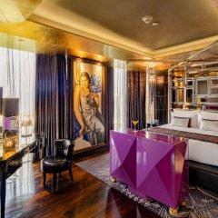 Отель Indigo Bangkok Wireless Road Бангкок спа