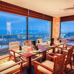 Отель Saigon Halong Халонг балкон