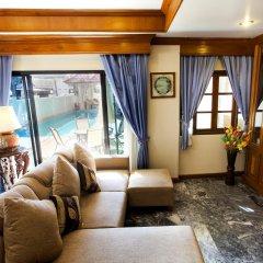 Отель Royal Prince Residence 2* Стандартный номер разные типы кроватей фото 8