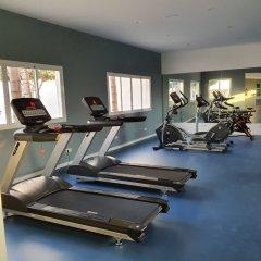 Отель Blue Sea Costa Bastián фитнесс-зал фото 2