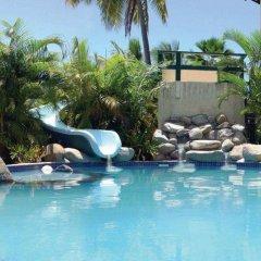 Отель Grand Melanesian Hotel Фиджи, Вити-Леву - отзывы, цены и фото номеров - забронировать отель Grand Melanesian Hotel онлайн бассейн фото 3