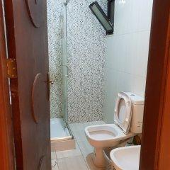 Отель Abdoun Hills Apartment Иордания, Амман - отзывы, цены и фото номеров - забронировать отель Abdoun Hills Apartment онлайн ванная фото 2