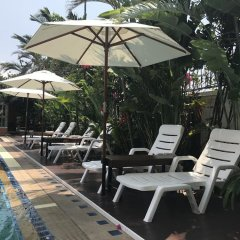 Отель Heaven Hill Pool Villa Pattaya бассейн фото 3