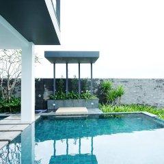 Отель Acqua Villa Nha Trang Вьетнам, Нячанг - отзывы, цены и фото номеров - забронировать отель Acqua Villa Nha Trang онлайн бассейн фото 2