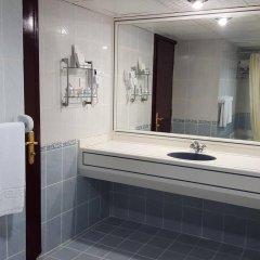Отель Al Bustan Hotel Flats ОАЭ, Шарджа - отзывы, цены и фото номеров - забронировать отель Al Bustan Hotel Flats онлайн ванная