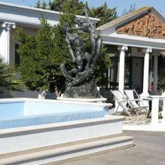 Hotel Chopin Фьюмичино бассейн фото 2