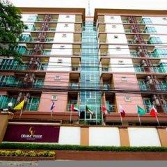 Апартаменты Chara Ville Serviced Apartment спортивное сооружение