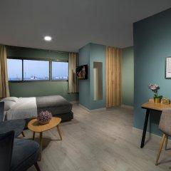 Апарт- Diana Seaport Израиль, Хайфа - отзывы, цены и фото номеров - забронировать отель Апарт-Отель Diana Seaport онлайн комната для гостей