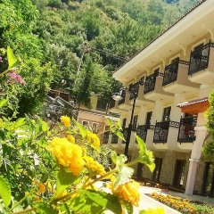 Отель Perdikia Hill балкон