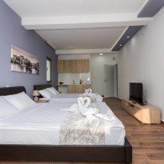 Отель Bevilacqua Apartments Черногория, Будва - отзывы, цены и фото номеров - забронировать отель Bevilacqua Apartments онлайн комната для гостей фото 2