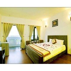 Отель Blue An Bang Villa комната для гостей