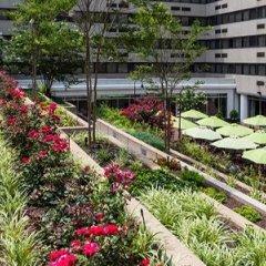 Отель Holiday Inn Washington-Capitol балкон