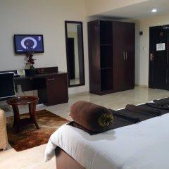 De Santos Hotel комната для гостей фото 3