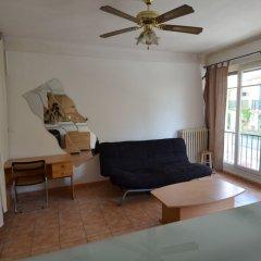 Отель MyNice La Madrague Франция, Ницца - отзывы, цены и фото номеров - забронировать отель MyNice La Madrague онлайн комната для гостей фото 5