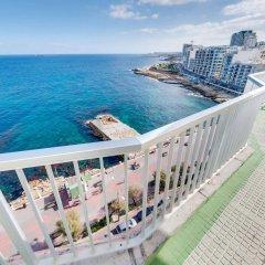 Sliema Chalet Hotel Слима пляж