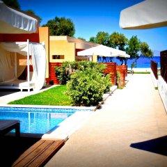 Отель Villa Di Mare Seaside Suites детские мероприятия