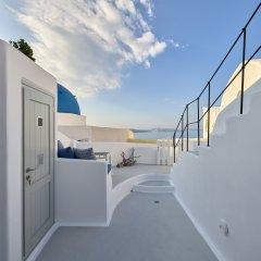 Отель Cave Suite Oia Греция, Остров Санторини - отзывы, цены и фото номеров - забронировать отель Cave Suite Oia онлайн балкон