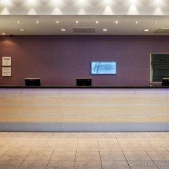 Отель Holiday Inn Express Berlin City Centre интерьер отеля фото 3