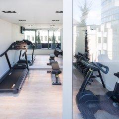 Отель Sandton Brussels Centre фитнесс-зал