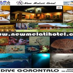 New Melati Hotel in Gorontalo, Indonesia from 14$, photos, reviews - zenhotels.com meals