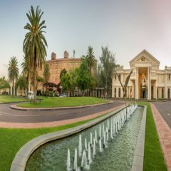 Отель Peermont Walmont Ambassador At The Grand Palm Габороне бассейн