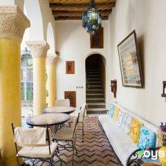 Отель Riad Maison-Arabo-Andalouse Марокко, Марракеш - отзывы, цены и фото номеров - забронировать отель Riad Maison-Arabo-Andalouse онлайн интерьер отеля
