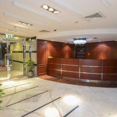 Al Waleed Palace Hotel Apartments-Al Barsha интерьер отеля