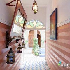 Отель Riad Maison-Arabo-Andalouse Марокко, Марракеш - отзывы, цены и фото номеров - забронировать отель Riad Maison-Arabo-Andalouse онлайн интерьер отеля фото 2