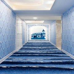 Hotel Beverly Plaza интерьер отеля фото 3