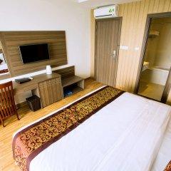 Отель Euro Star Hotel Вьетнам, Нячанг - отзывы, цены и фото номеров - забронировать отель Euro Star Hotel онлайн комната для гостей фото 4
