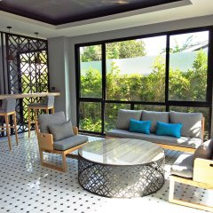 Отель The Lake Chalong Resort комната для гостей