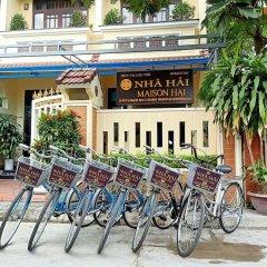 Отель Maison Hai Homestay Хойан спортивное сооружение