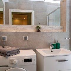 Отель Pure Rental Apartments - City Residence Польша, Вроцлав - отзывы, цены и фото номеров - забронировать отель Pure Rental Apartments - City Residence онлайн ванная