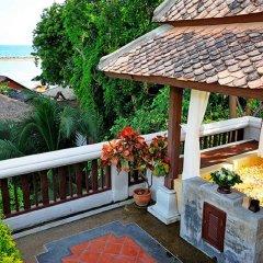 Отель Muang Samui Spa Resort Таиланд, Самуи - отзывы, цены и фото номеров - забронировать отель Muang Samui Spa Resort онлайн балкон