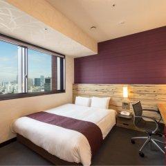 Отель Villa Fontaine Tokyo-Tamachi Япония, Токио - 1 отзыв об отеле, цены и фото номеров - забронировать отель Villa Fontaine Tokyo-Tamachi онлайн комната для гостей фото 2
