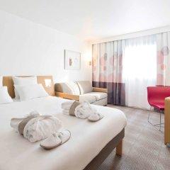 Отель Novotel Arenas-Aeroport Ницца комната для гостей фото 5