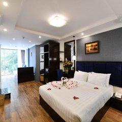 Отель Hanoi Bella Rosa Trendy Hotel Вьетнам, Ханой - отзывы, цены и фото номеров - забронировать отель Hanoi Bella Rosa Trendy Hotel онлайн комната для гостей фото 2