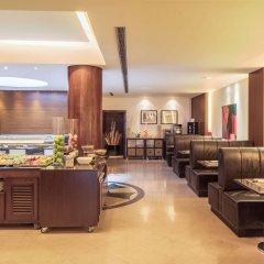 Отель NH Lisboa Campo Grande гостиничный бар