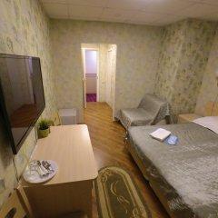 Гостиница на Окской комната для гостей фото 3
