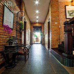 Отель Hoang Dao Villa сауна