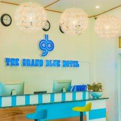 Отель The Grand Blue Hotel Вьетнам, Шапа - отзывы, цены и фото номеров - забронировать отель The Grand Blue Hotel онлайн бассейн