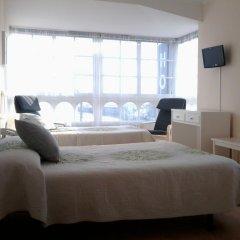 Отель Cais Испания, Байона - отзывы, цены и фото номеров - забронировать отель Cais онлайн комната для гостей фото 4