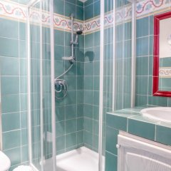 Отель Michel Ange Ницца ванная фото 2