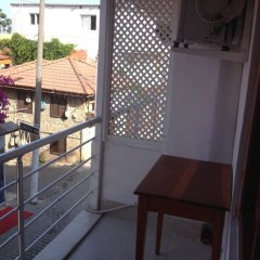 Отель Sidemara балкон