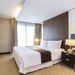 Отель The Narathiwas Hotel & Residence Sathorn Bangkok Таиланд, Бангкок - отзывы, цены и фото номеров - забронировать отель The Narathiwas Hotel & Residence Sathorn Bangkok онлайн комната для гостей