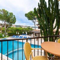Отель Apartamentos Delfin Casa Vida балкон