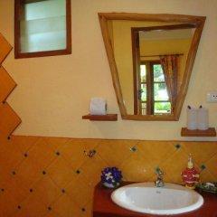 Отель Palm Garden Resort ванная фото 2