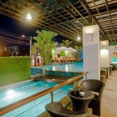 Отель Blue Sky Patong бассейн