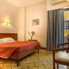Отель Nefeli Hotel Греция, Афины - отзывы, цены и фото номеров - забронировать отель Nefeli Hotel онлайн комната для гостей фото 3