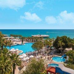 Botanik Hotel & Resort Турция, Окурджалар - 1 отзыв об отеле, цены и фото номеров - забронировать отель Botanik Hotel & Resort онлайн пляж